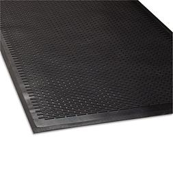 Guardian 14030500 Clean Step Outdoor Rubber Scraper Mat, Pol