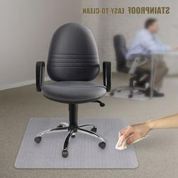 2.3mm Office Chair Mat Floor Mats for Low and Medium Pile Ca