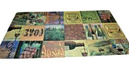 20'' x 41'' Kitchen Mat Comfort Chefs Floor Mat- Decorative