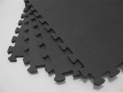 We Sell Mats 2'x2' Foam Interlocking Anti-Fatigue Exercise &
