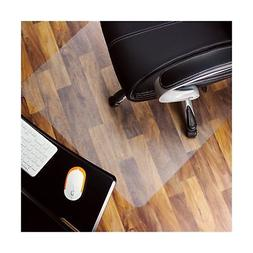 """Marvelux 30"""" x 48"""" Polycarbonate  Rectangular Chair Mat for"""