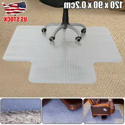 """36 x 48"""" Home Office Rolling Chair PVC Protective Mat Pad fo"""