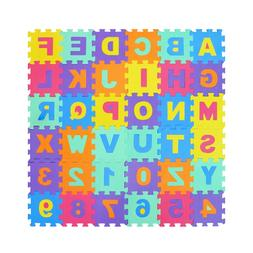 36PCS/Lot Baby EVA Foam Play Puzzle <font><b>Mat</b></font>