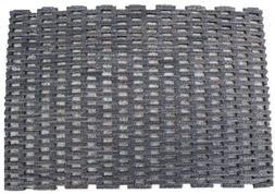 Durable Corporation 400S2436 Natural Pile Top Rubberized Fab