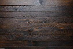 Kate 4x5ft Photography Rubber Mat Dark Wood Floor Background