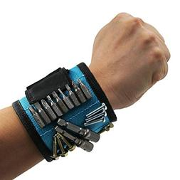 LiPing Magnetic Wristband for Holding Tools, Screws, Nails,