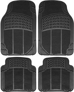 Motorup America Auto Floor Mats  All Season Rubber - Fits Se