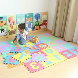 Baby Foam Puzzle Play Mat Floor Carpet Kid Soft Game Toy Cra