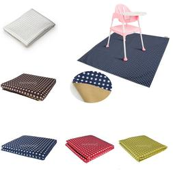 Baby Kid Play Mat, Waterproof Washable for Floor or Table,Un