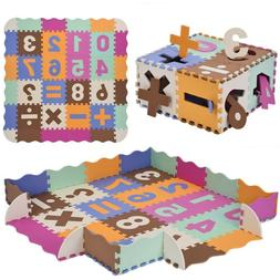 Baby Play Mat Infant Floor Gym Activity Crawling Kids Childr