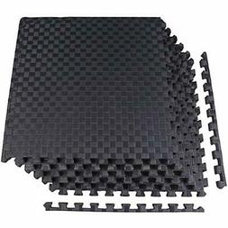 BalanceFrom 1&quot Protective Flooring Extra Thick Puzzle Ex