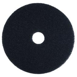 "3M Black Stripper Pad 7200, 20"" Floor Care Pad"