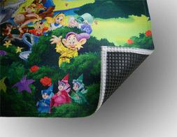 Blank Sublimation floor mat  These are white blanks