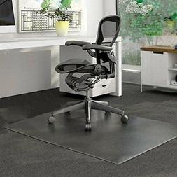 Home Cal Chair or table mat for Floor Protection and Flat to