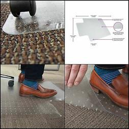 Essentials Chairmat for Carpet - Carpet Floor Protector for