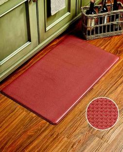 Chef's Comfort Anti Fatigue Mat Foam Waterproof Vinyl Floor