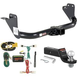"""CURT Class 3 Hitch Tow Package with 2"""" Ball for Mitsubishi O"""