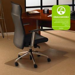 cleartex ultimat polycarbonate clear chair mat