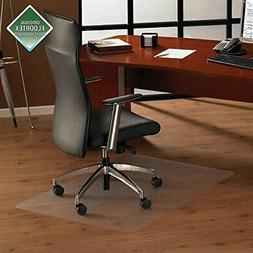 Cleartex Ultimat Polycarbonate Rectangular Chair mat for Har