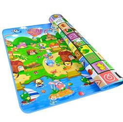StillCool Baby Crawling Play Mat Kids Childrens Baby Toddler