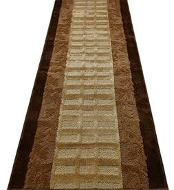 Custom Size Leaves Hallway Runner Rug Non-Slip  Rubber Back,