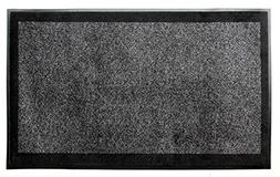 Carpet Mat Pro Carpeted Floor Mat - 3' x 5' - Graphite Grey