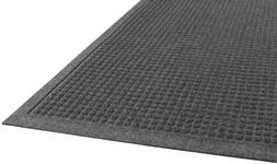 Guardian EcoGuard Indoor Wiper Floor Mat, Recycled Plastic a