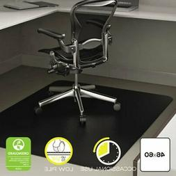 60eafa9011a Deflecto EconoMat Black Chair Mat