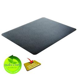 EconoMat Hard Floor Beveled Edge Chair Mat, 0.25 H x 46 W x