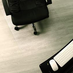 Marvelux Enhanced Polymer Eco-Friendly Office Chair Mat for