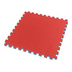 "Clevr 1"" Extra Thick Reversible Interlocking EVA Gym Foam Fl"