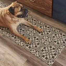Vinyl Floor Runner, Durable, Soft and Easy to Clean, Ideal f