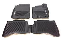 Genuine Toyota Prius C All-Weather Floor Liners PT206-52160-