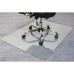 glaciermat glass chair mat