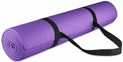 BalanceFrom GoYoga All Purpose High Density Non-Slip Exercis