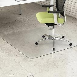 Deflect-O HardFloor EnvironMat Recycled Chairmat -DEFCM2G242
