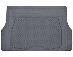 Motor Trend Heavy Duty Rubber Cargo Mat Trunk Liner for Car