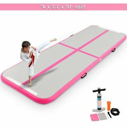 Inflatable Gymnastics Tumbling Mat Air Track Floor Mats with