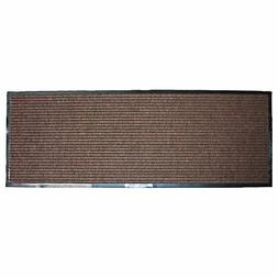 J & M Home Fashions Ribbed Runner Utility Mat 22-Inch by 60-