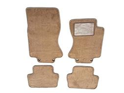 Jaguar S-Type Custom Fit Beige Carpet Replacement Floor Mats