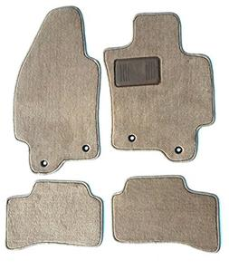 Jaguar X-Type Custom Fit Beige Carpet Replacement Floor Mats