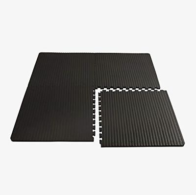 We Mats Inch Thick EVA Foam Exercise Tatami Pattern,