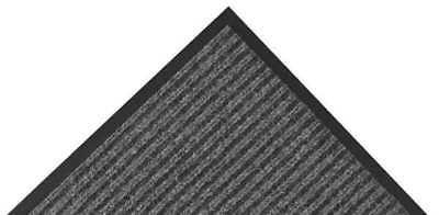 NOTRAX 117S0036CH Carpeted Runner, Charcoal, 3 x 6 ft.