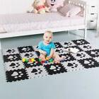12 Pieces Baby Kids Carpet Puzzle Exercise Mat EVA Foam Floo