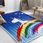 194x145CM Extra Thick Large Baby Floor Rug Soft Rectangle Mo