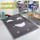 194x145CM Extra Thick Large Baby Kids Game Gym Activity Rect