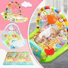 3 In 1 Baby Lullaby Playmat Kid Music Play Mat Piano Gym Flo
