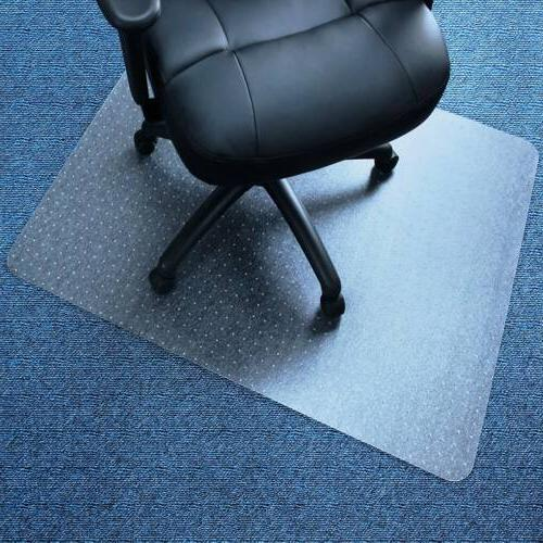 "New 36"" x PVC Floor Home Office Protector For Office Carpet"