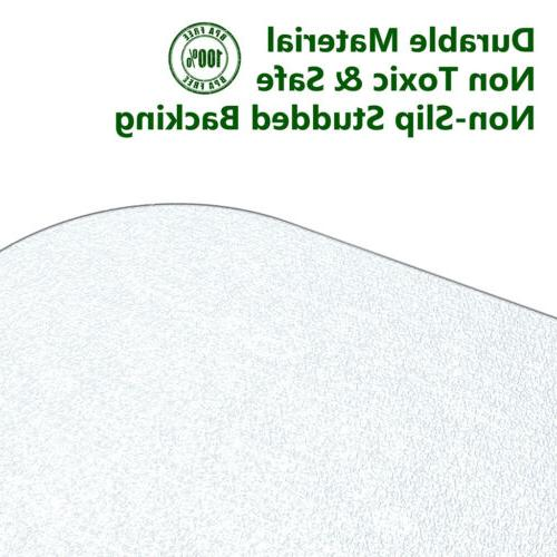 Non-Slip Plastic Chair Hard Protector Office Computer