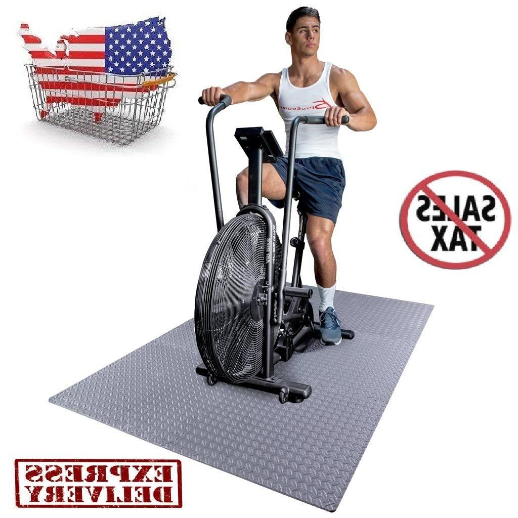 Exercise Fitness Puzzle Gym 12 SF Workout Equipment Lifting